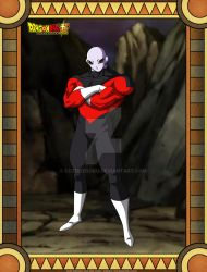 DBS Secret Vitality Jiren by cdzdbzGOKU