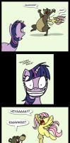 Twilight to the Rescue by Niban-Destikim