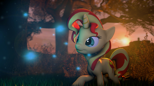 Sunset Shimmer by IndexSFM