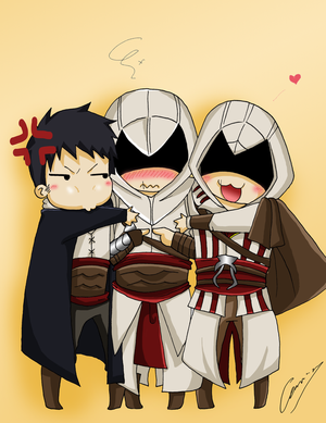 Top Five Assassin's Creed 3 Connor X Reader Lemon - Circus