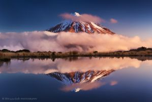 Mountain Mirror by Dee-T