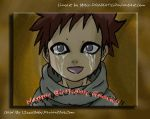 Gaara's Birthday Collab by l3xxybaby