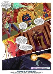 PoP/MotU - The Coming of the Towers - page 17 by M3Gr1ml0ck