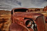 Old Car Bodie 2010 HDR by Mac-Wiz
