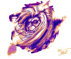 Lion design by Mark-Clark-II