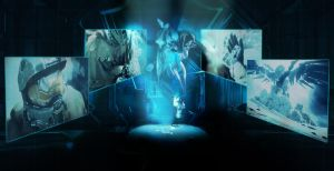 Cortana Trapped by Siphen0