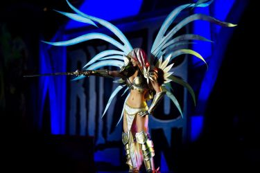 Tyrael Cosplay BlizzCon Costume Contest by ApotheosisCosplay