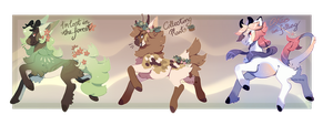 :Summer Dappling Auction: [Closed] by Colorful-Gray