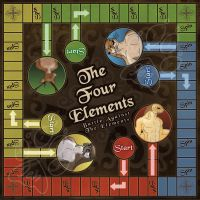 The Four Elements- The Board by JenTheThirdGal