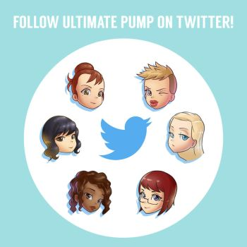 Follow Ultimate Pump on Twitter! by MoxyDoxy