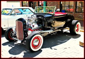 Clean Hot Rod by StallionDesigns
