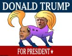 DONAD TRUMP FOR PRESIDENT by JohnFarallo