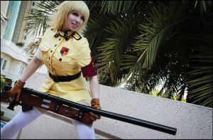 Hellsing - A Vampire in Rio by icequeenserenity