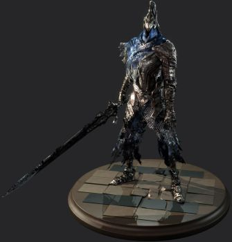 Artorias Redux by BlueFlytrap998