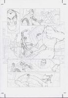 Spiderman test page 2 by DenisM79