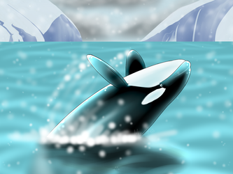 Yaka -- Cetacean Secret Santa by MerciResolution