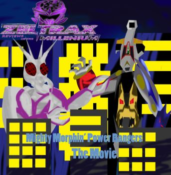 ZM Review - MMPR Movie by Ajustice90