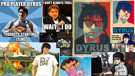 I love Dyrus by Oblivion9873