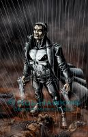 Punisher by CreationMatrix
