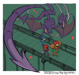 ridley by OctopusSteak