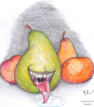 Pear... by Keyshe54