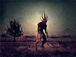 The beast of the fields by DMantz