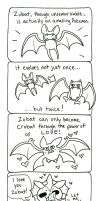 Crobat by owlburrow