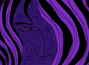 Eyes of the spiraling watcher by shadowlord19