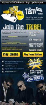 Casino Gaming Poker Email by mangion