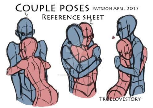Couple Reference by TrueLoveStory