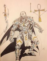 Moon Knight Concept by coyote117