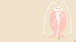 Pheromosa Minimalist Wallpaper  by Morshute