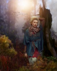 Colorful autumn by CindysArt