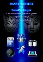 Transformers for Iconpackager by noeljarod