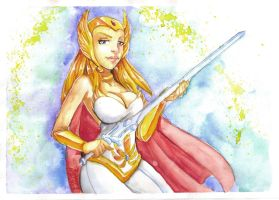 She-Ra by sketchlanza