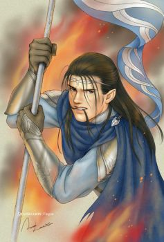 Fingon by ilxwing