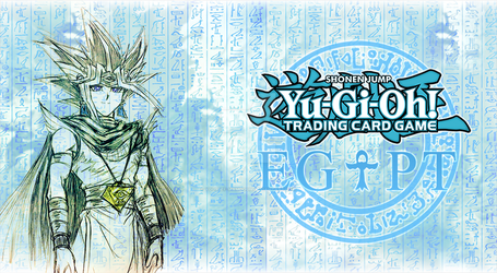 Yu-Gi-Oh Egypt championship Playmat by Youssef-Mamdouh