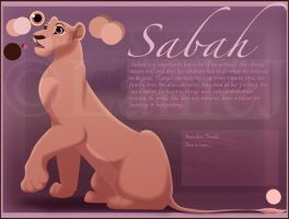 Sabah Reference by LanieJ