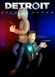 Detroit: Become Human by NillFright
