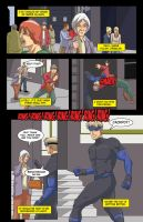 Second Age: Page 1 by Burk1337