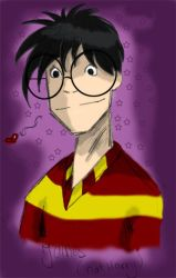 James Potter by Eva-Black
