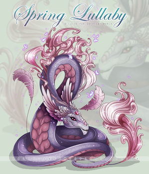 Spring Lullaby by calie-coco