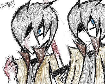 Lord Stanley Sketches by ukesemeX3