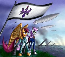 By the will of an Emperess by Asimos