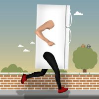 Is your refrigerator running 2 by pungen