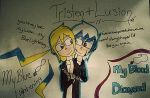 TRISTEN X LUSION by MySancuaryLittlePony