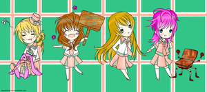 Camelia Girls Academy by SketchesInMinutes