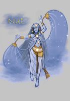 Nut FanConcept - Smite by RivanKrieg