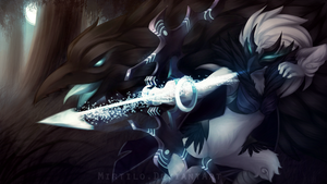 Ravenborn Kindred by Mirtilo