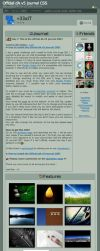 Official dA v5 journal CSS by 33xiT
